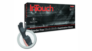 InTouch B311 nitrile gloves