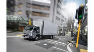 Engine protection system developed for fleets now available on all Mitsubishi Fuso Canter Trucks