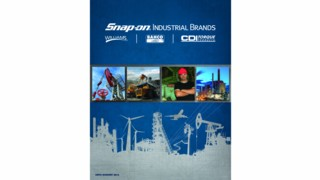 Snap-on Industrial introduces new product catalog