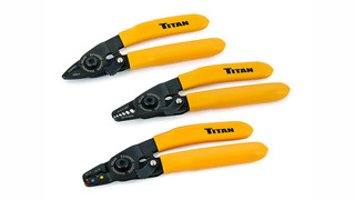 3-pc Mini Electrical Tool Set