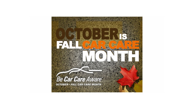 Car Care Council provides customer information for shop websitesin time for Fall Car Care Month