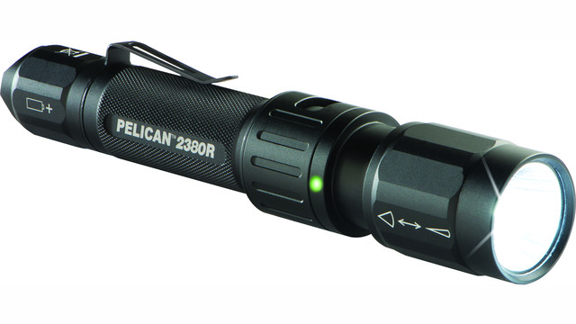 ProGear Rechargeable LED Flashlight, No. 2380R