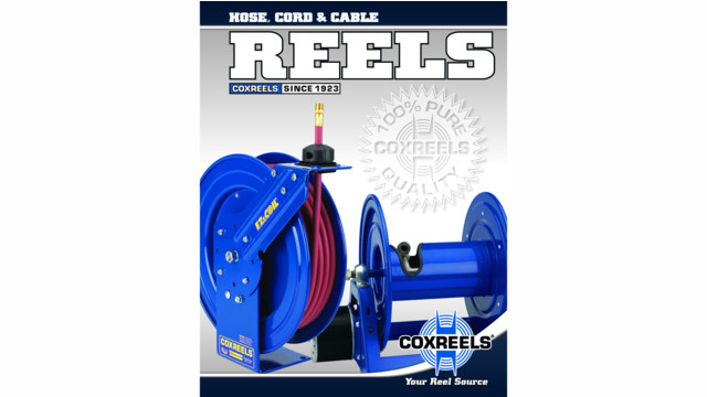 Coxreels Product Catalog - 2014