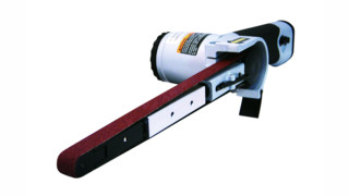1/2 by 18 Air Belt Sander, No. 3037