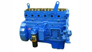 MaxxForce DT Complete engine