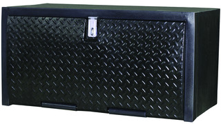 Underbody truck storage boxes