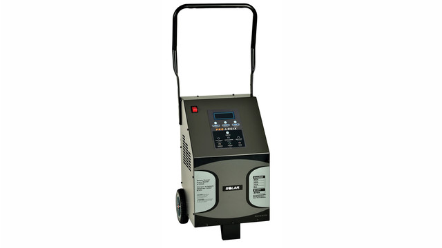 In Focus: Clore SOLAR PL3730 Intelligent Wheeled Battery Charger