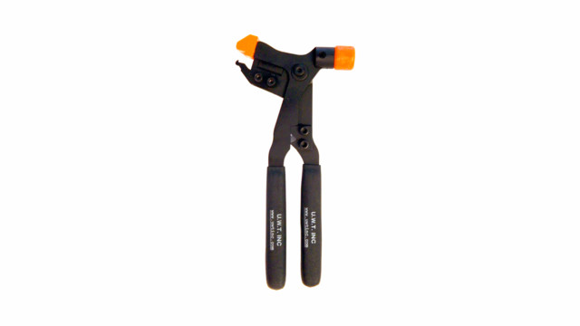 Wheel Weight Pliers and Hammer