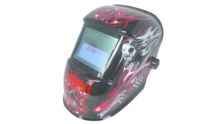 Auto-Darkening Welding Helmet, No. ATD-3715