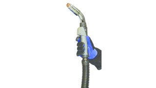 Clean Air Fume Extraction Gun