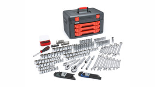 Mechanics Hand Tool Sets