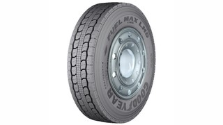 New fuel-efficient long haul drive tire launched by Goodyear