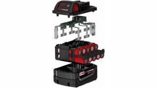 Milwaukee Tool introduces M18 RedLithium XC5.0 Extended Capacity Battery Pack