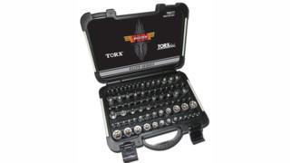 TMS77 TORX Master Set