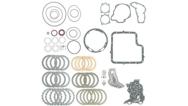 Transmission rebuild kits