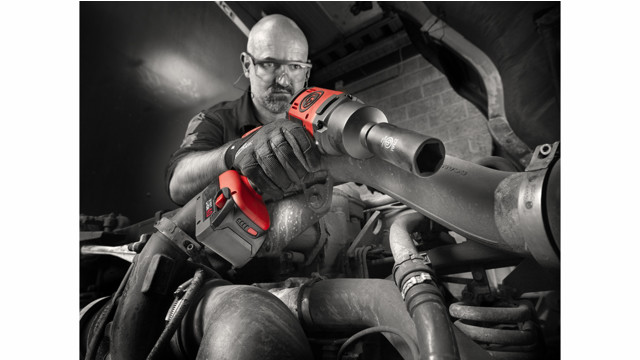 Chicago Pneumatic's new range of cordless tools offers power, mobility and productivity to users