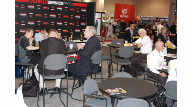 AAPEX invites buyers to Tool & Equipment Lounge
