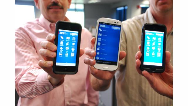 AAPEX 2014 mobile app to help attendees navigate show floor