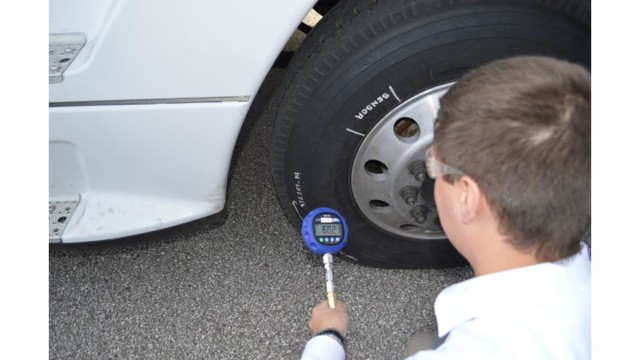 Goodyear to commence with fleet testing of Air Maintenance Technology (AMT) for commercial vehicles