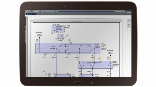 Mitchell 1 to give a free tablet to new ProDemand subscribers at AAPEX