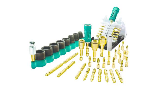 Impact Gold 9-pc 3/8 Drive 6-Point Impact Socket Set