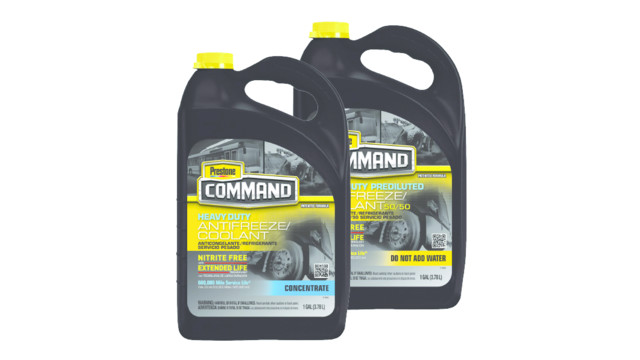 Command Heavy Duty Nitrite Free Extended Life Antifreeze/Coolant