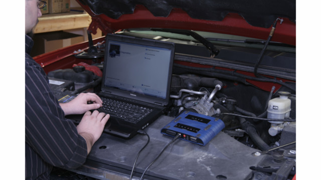 OE Diagnostic Capabilities with J2534