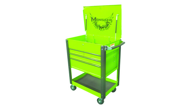 Limited Edition Shop Cart, No. MST3304G