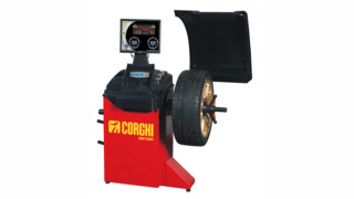 EM7280 wheel balancer