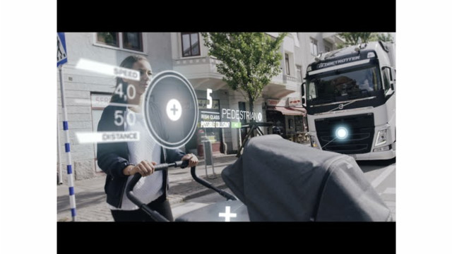 Volvo Trucks 360-Degree View Technology Video