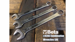 Combination Wrench, No. 42AS