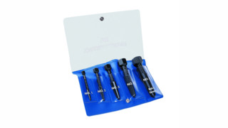 Rennsteig 5-pc Dual Edge Screw Extractor Set