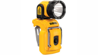 12V MAX LED worklight, No. DCL510