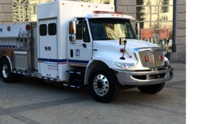 Navistar unveils multi-purpose vehicle designed for global disaster relief efforts
