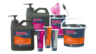 KrestoGT Line of Heavy Duty Hand Cleaners
