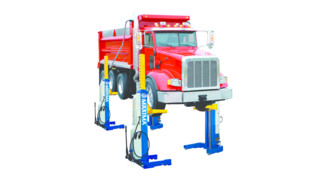 ML4030 heavy duty mobile column lift