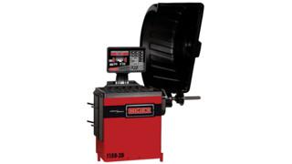 1150-2D wheel balancer