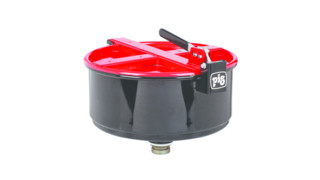 PIG Burpless Large One-Hand-Sealable Drum Funnel
