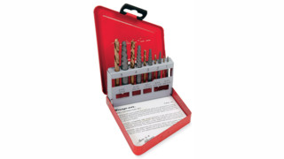 10-pc Left Hand Extractor Set No. EXDL10