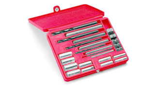 20-pc Extractor Set No. E1020