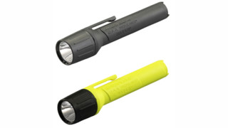 2AA ProPolymer HAZ-LO alkaline-battery powered light