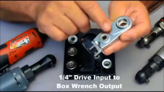 Spec Tools Powerbox Wrench Attachment Video