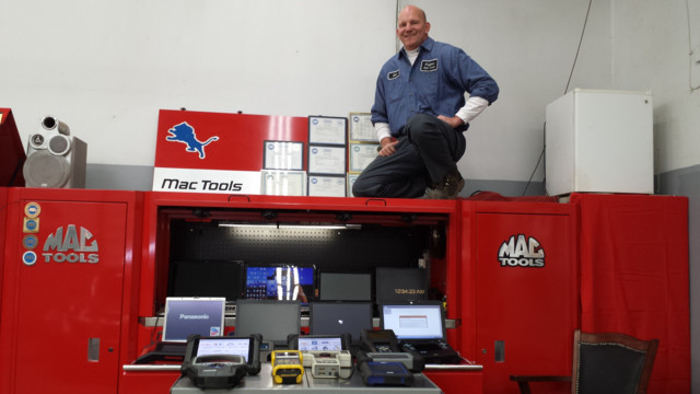 Top 10 Scan Tools: Eric Muir, Brighton Auto Service