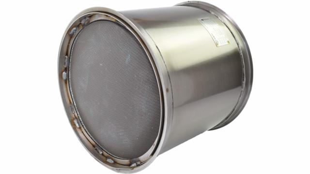 DuraFit diesel particulate filters