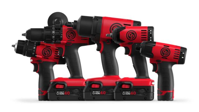 Range of Cordless Tools