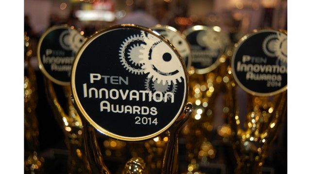 2014 PTEN Innovation Awards Ceremony photo gallery