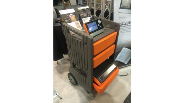 DC-1 Diagnostic Cart