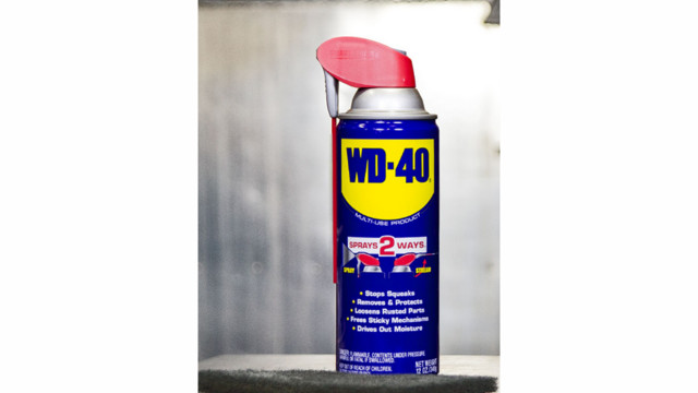 WD-40 Rust Release