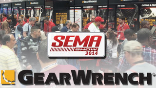 GearWrench - SEMA 2014 Video