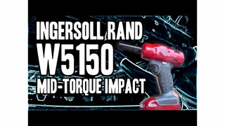Real Tool Reviews' Ingersoll Rand W5150 IQv20 Mid Torque 1/2 Impact Wrench Video